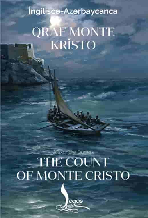 Qraf Monte Kristo – The Count of Monte Cristo (İngiliscə-Azərbaycanca)