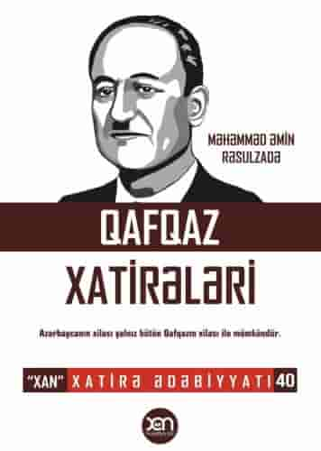 Qafqaz xatirələri – Xatirə Ədəbiyyatı 40.
