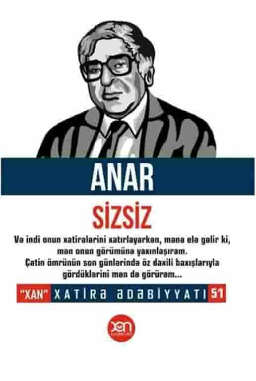 Sizsiz – Xatirə Ədəbiyyatı 51.