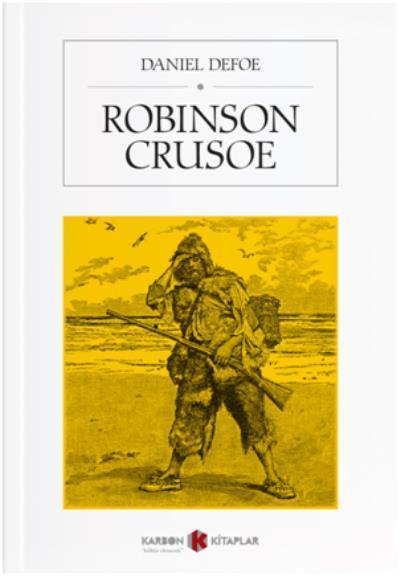 Robinson Crusoe (ingiliscə)